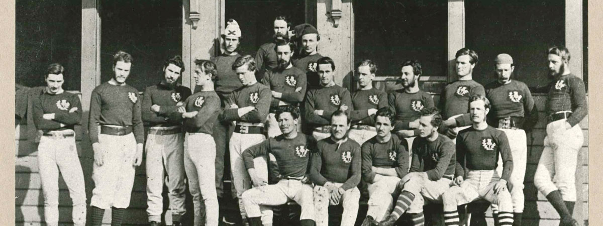 Rugby Historical team